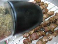 烤猪肉串的做法步骤14