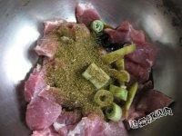 烤猪肉串的做法步骤8