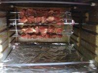 烤猪肉串的做法步骤12