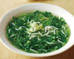 小鱼苋菜汤