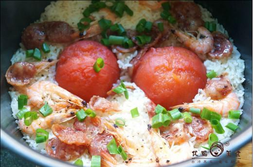 整个番茄饭升级版_豪华版整个番茄饭教你怎么做更好吃