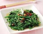 龙须菜炒破布籽