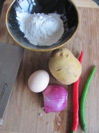 韩国土豆饼的做法步骤1
