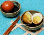 香喷喷的花壳茶叶蛋