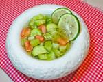 柠香蔬菜沙拉