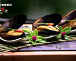 香茅椰汁煮青口