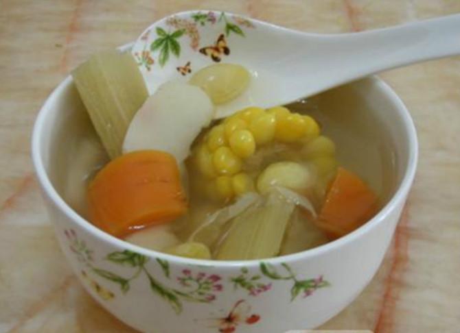 20道养生美容素食汤,送给女孩子! - 缘水禅心 -