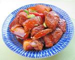 绍兴蒜苗红烧肉