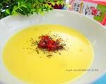 培根牛奶玉米浓汤