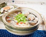虎斑鱼片汤面