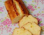 柚子蜜牛油蛋糕
