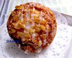 椰子奶酥面包卷
