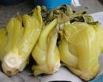 芥菜的腌制方法