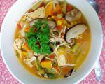 义式风味蔬食汤