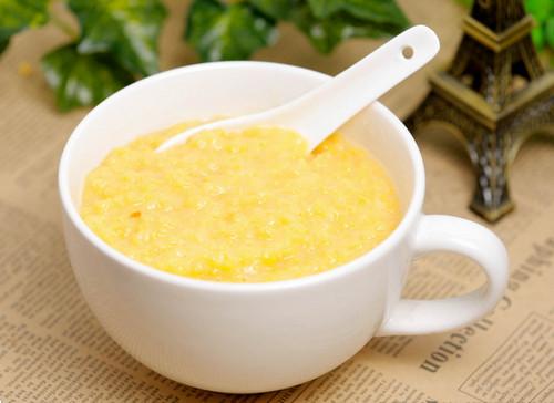 玉米粥的热量高吗?多少大卡