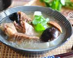 黑白萝卜炖鸡汤