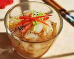 凉拌海蜇魔芋丝