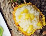 椰浆菠萝糯米饭