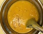 海鲜南瓜浓汤