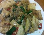 家常红烧鱼豆腐