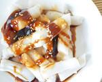 软滑猪肠粉(香港小吃)