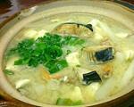 土鱼头白玉味噌汤