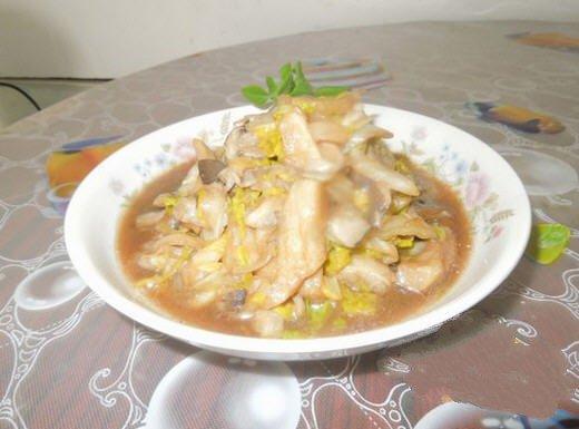 娃娃炒做法菜的娃娃_枕头炒平菇菜做好吃大米做平菇可以吗图片