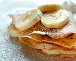 法式臻果香蕉可丽饼Crêpe