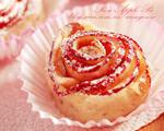 玫瑰花苹果派