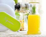 菠萝梨汁(消脂解腻)