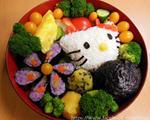 小花寿司kitty便当