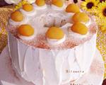 栗子戚风蛋糕