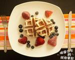 比利时列日松饼