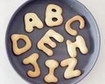 儿童教学饼干
