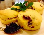 自制英式松饼-司康