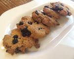 西梅蓝莓饼干(面包机版)