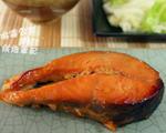 味噌烤鲑鱼(烤箱无油烟版)
