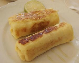 香蕉法国吐司