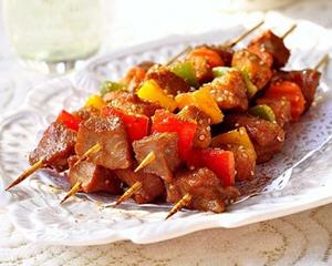 果蔬烤肉串