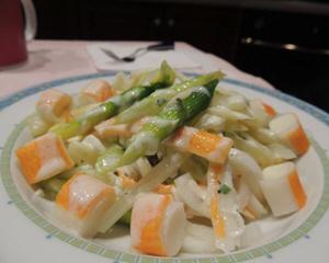 芦笋y肉棒沙拉