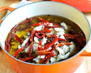 川菜水煮鱼片