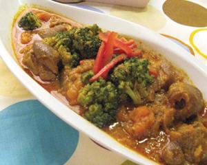 咖喱羊腩锅