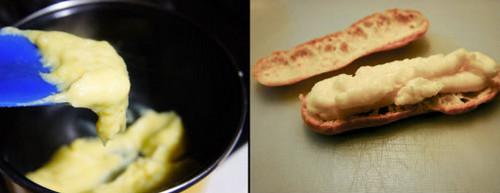 閃電泡芙的做法_圖解閃電泡芙怎麼做好吃_西餐美食 ...