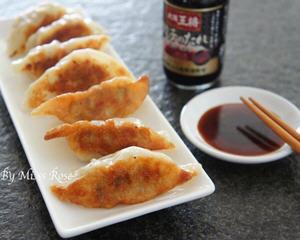 高丽菜猪肉煎饺
