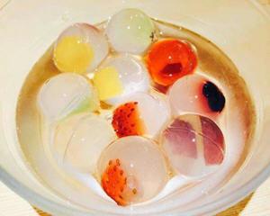 """日本人为之疯狂的甜点""""九龙球"""""""