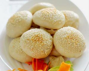 老北京空心烧饼