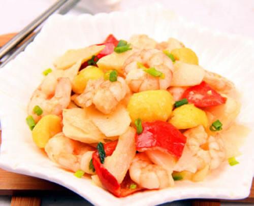 油泡鲜虾仁是哪个地方的菜系