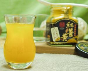生姜蜂蜜茶