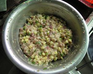猪肉玉米饺子馅