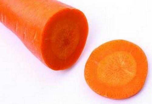 与胡萝卜相克的食物表